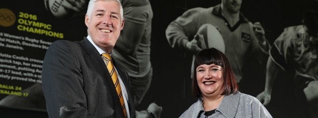 Raelene Castle named new Chief Executive for Rugby Australia
