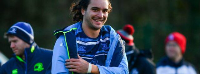 Leinster Register James Lowe For Champions Cup Duty