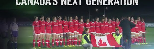 The next generation of Canadian women's rugby