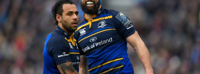Champions Cup Team of the Week - Round 5