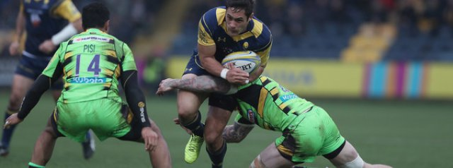 Bath announce the signing of Jackson Willison