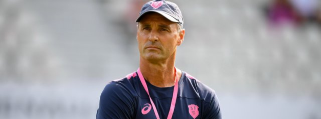 Greg Cooper to leave Stade Francais