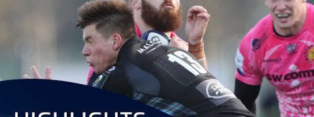 Champions Cup Highlights: Glasgow vs Exeter