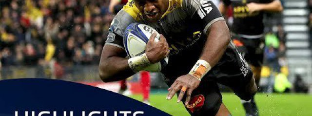 Champions Cup Highlights: La Rochelle v Harlequins