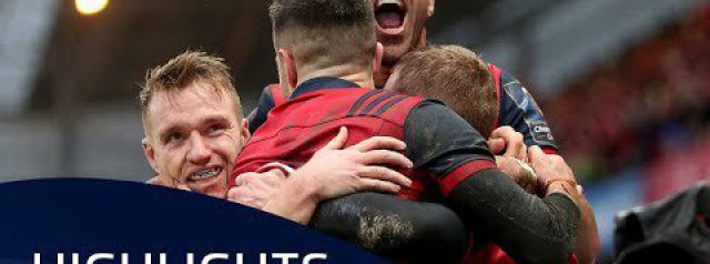 Champions Cup Highlights: Munster Rugby v Castres Olympique