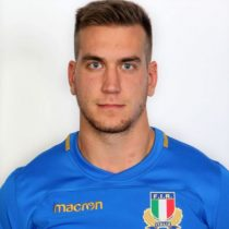 Federico Ruzza rugby player