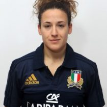 Jessica Busato rugby player
