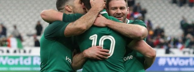 Six Nations: Expected Ireland team to face Wales