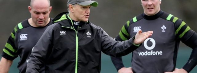 Ireland change three to face Wales