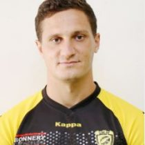 Gilles Bosch rugby player