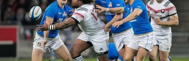 Highlights: France v Italy