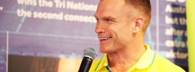 Walsh to replace Friend at the helm of Aussie 7s