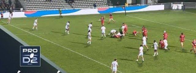 PRO D2 Highlights: Biarritz vs Aurillac
