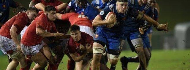 U20 Six Nations Highlights: Wales v France