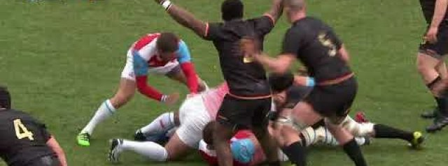 Rugby Europe Highlights: Germany vs Russia