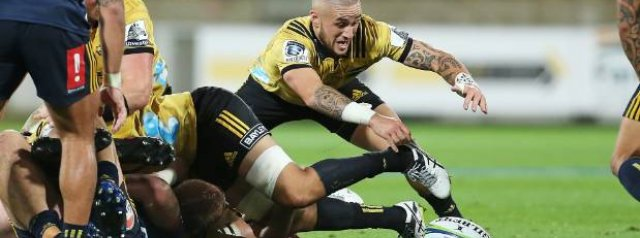 Top Performers - Hurricanes vs Highlanders