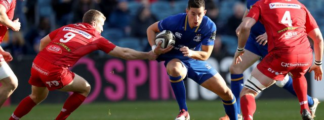Combined Leinster & Scarlets Champions Cup XV