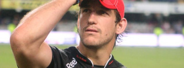 Keegan Daniel calls time on his rugby career