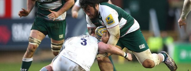 Mulipola signs for Newcastle Falcons