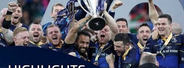 Champions Cup Final Highlights: Leinster Rugby v Racing 92