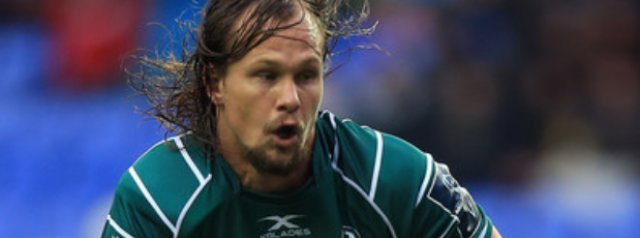 Munster sign Arno Botha