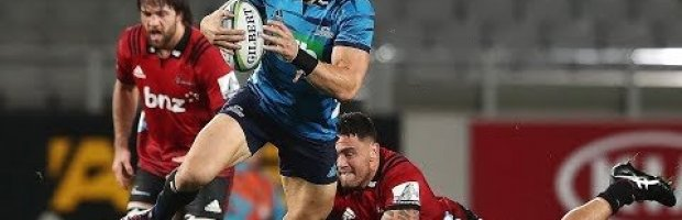 Super Rugby Round 14: Blues v Crusaders
