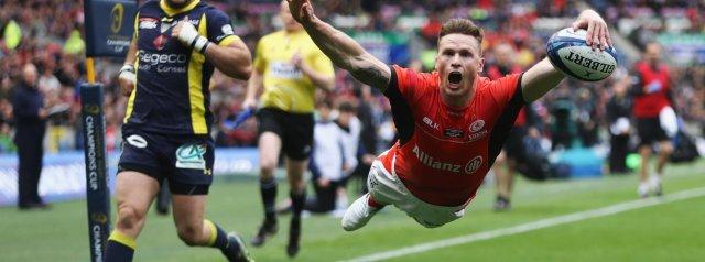 Chris Ashton named in Barbarians squad to face England at Twickenham