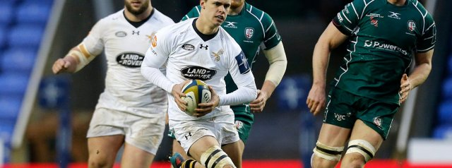 Six players join Wasps' senior academy for 2018/19