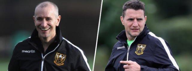 Saints' new coaching line-up announced