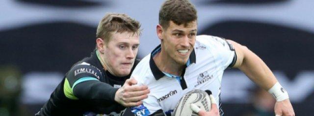 Scotland International Grayson Hart signs for London Scottish
