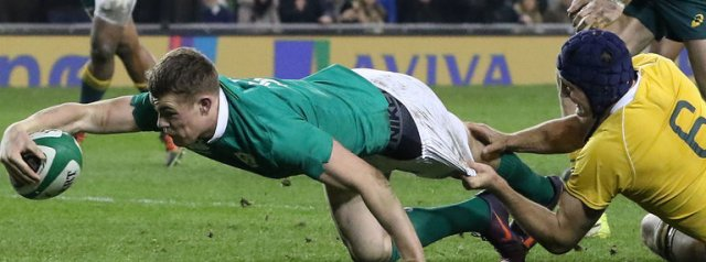 8 Changes for Ireland as they look to rescue the series