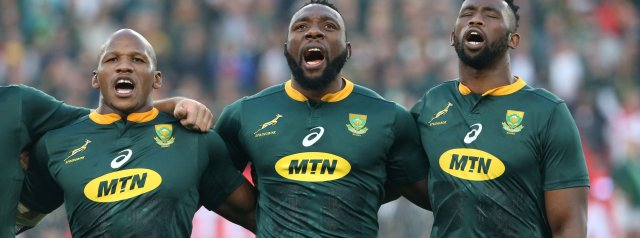 100 Up for Beast as Springboks make two changes to the starting XV