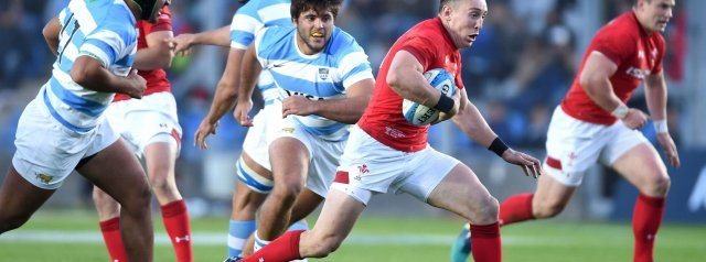 One change to Argentina squad to face Wales