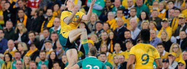 Key Battles: Australia v Ireland