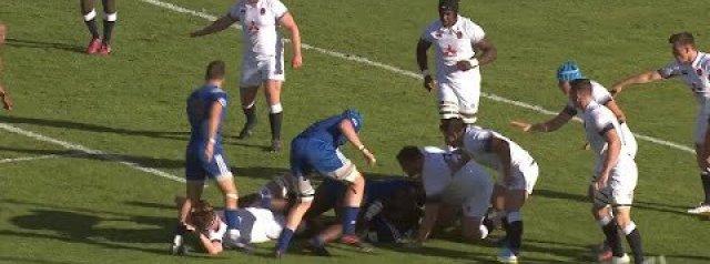 U20s Highlights: England vs France