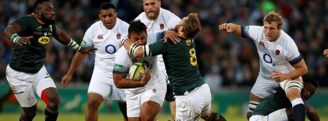 Billy Vunipola out of third Test after arm fracture