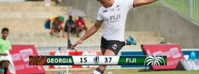 Pacific Nations Cup Highlights: Fiji 37-15 Georgia