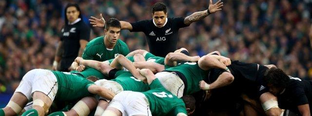 Ireland to host the All Blacks in November