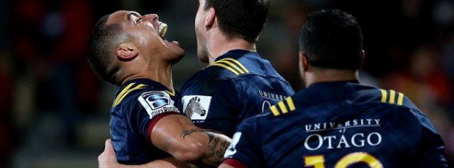 Highlanders Rest All Blacks for Rebels Clash