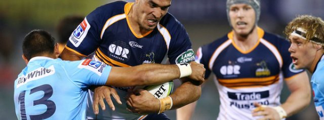 Brumbies Start Arnold Twins For Waratahs Clash