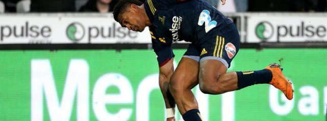 Super Rugby Team of the Week - Round 19
