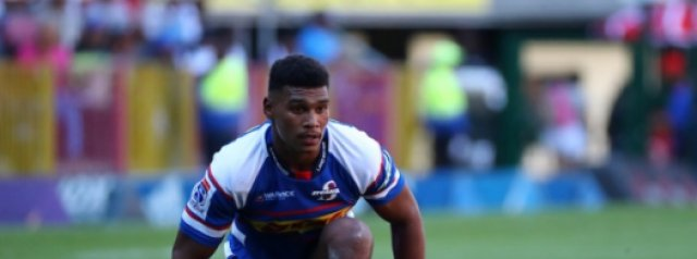 Five uncapped players invited to Springbok camp