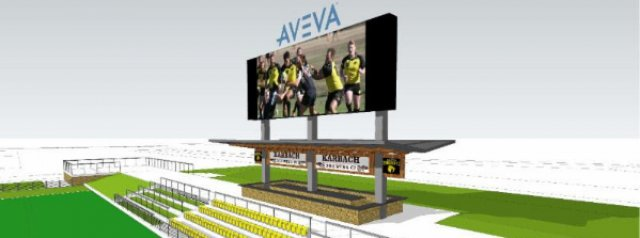 Houston Sabercats announce new AVEVA Stadium