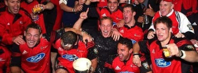 Super Rugby Finals - 1996 to 2005