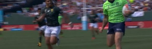 Best tries of the men's Rugby World Cup Sevens