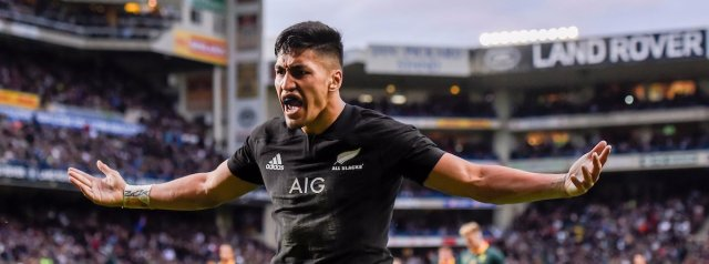 Rugby Championship Combined XV - Young Guns