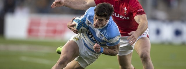 Los Pumas side to face South Africa