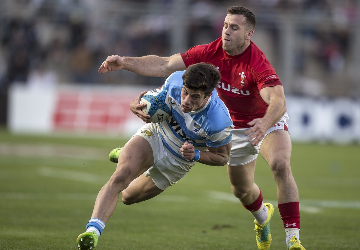 Image result for Bautista Delguy rugby
