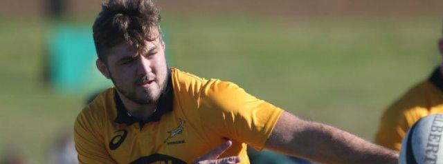 Cyle Brink to leave Springbok camp after knee injury