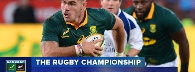 HIGHLIGHTS: 2018 TRC Rd1: South Africa vs Argentina